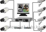 Техническое обслуживание IP - видеонаблюдения в Астане